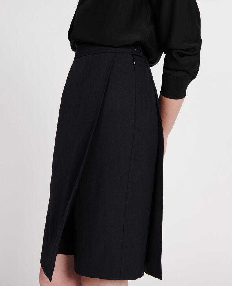 Bermuda skirt Black beauty Lagley