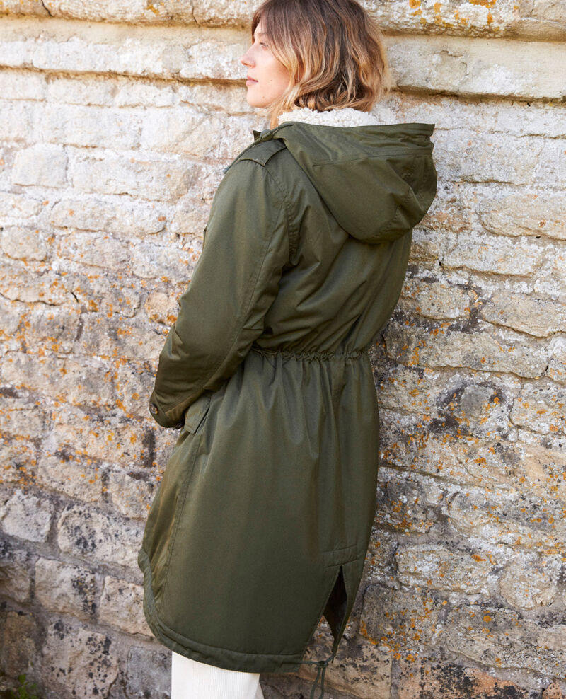Hooded parka Deep depths Jarosse