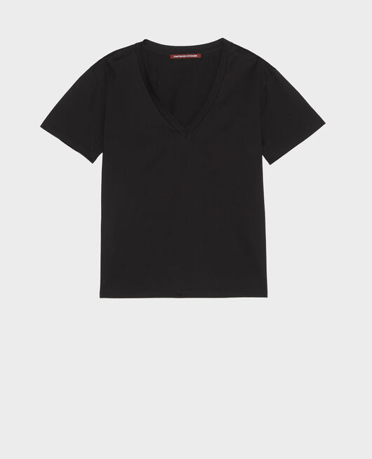 Cotton t-shirt BLACK BEAUTY