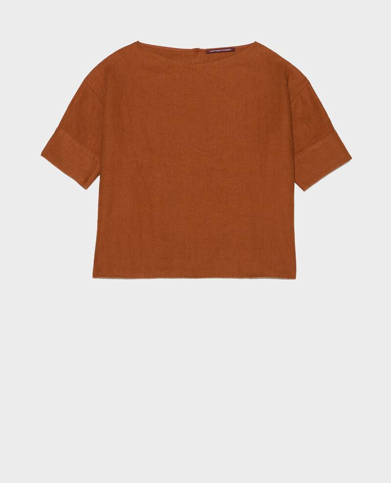 Loose linen top Monks robe Lordat