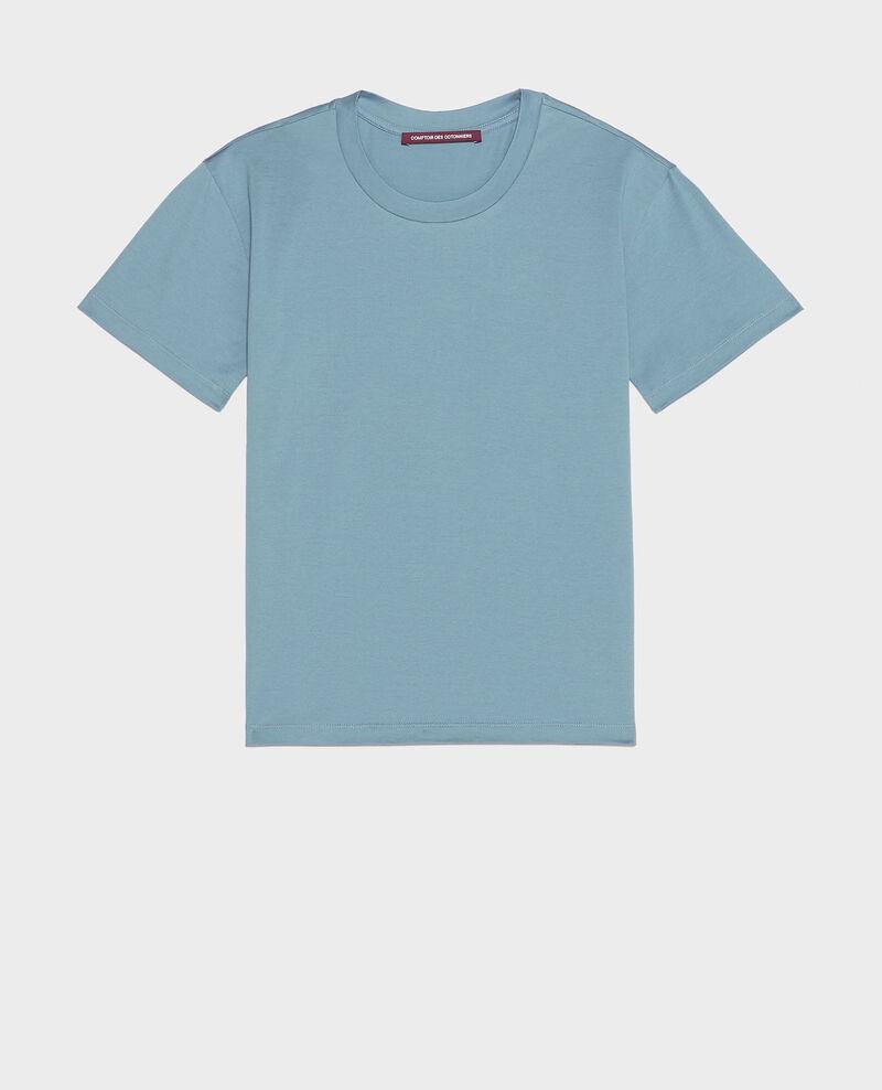Classic cotton t-shirt Bluestone Lirous