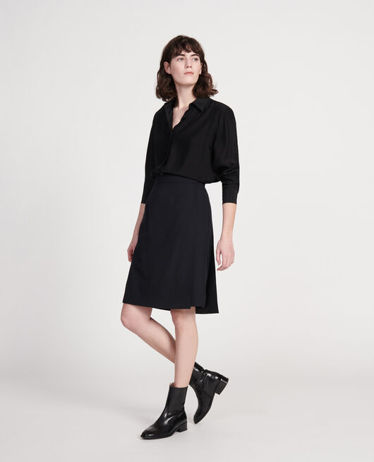 Bermuda skirt BLACK BEAUTY