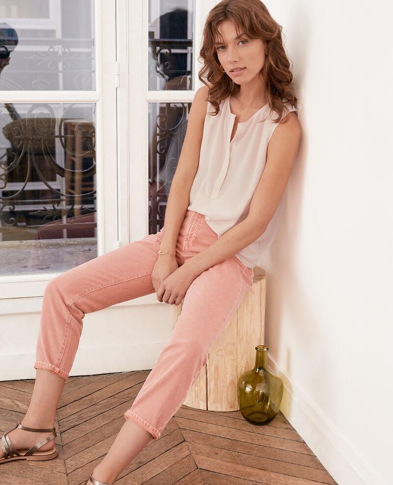 Vintage fit jeans Faded rose Farrago