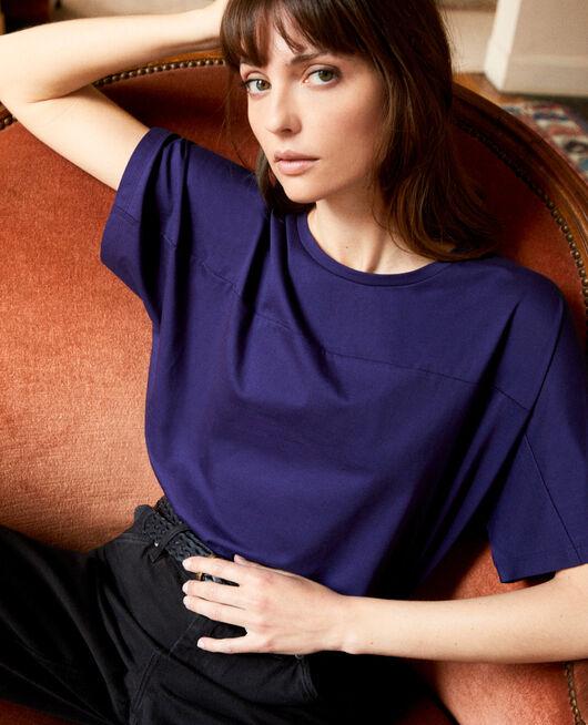 Cotton T-shirt ASTRAL AURA