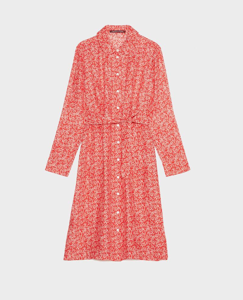 Dress Feuillage fiery red Lollipop