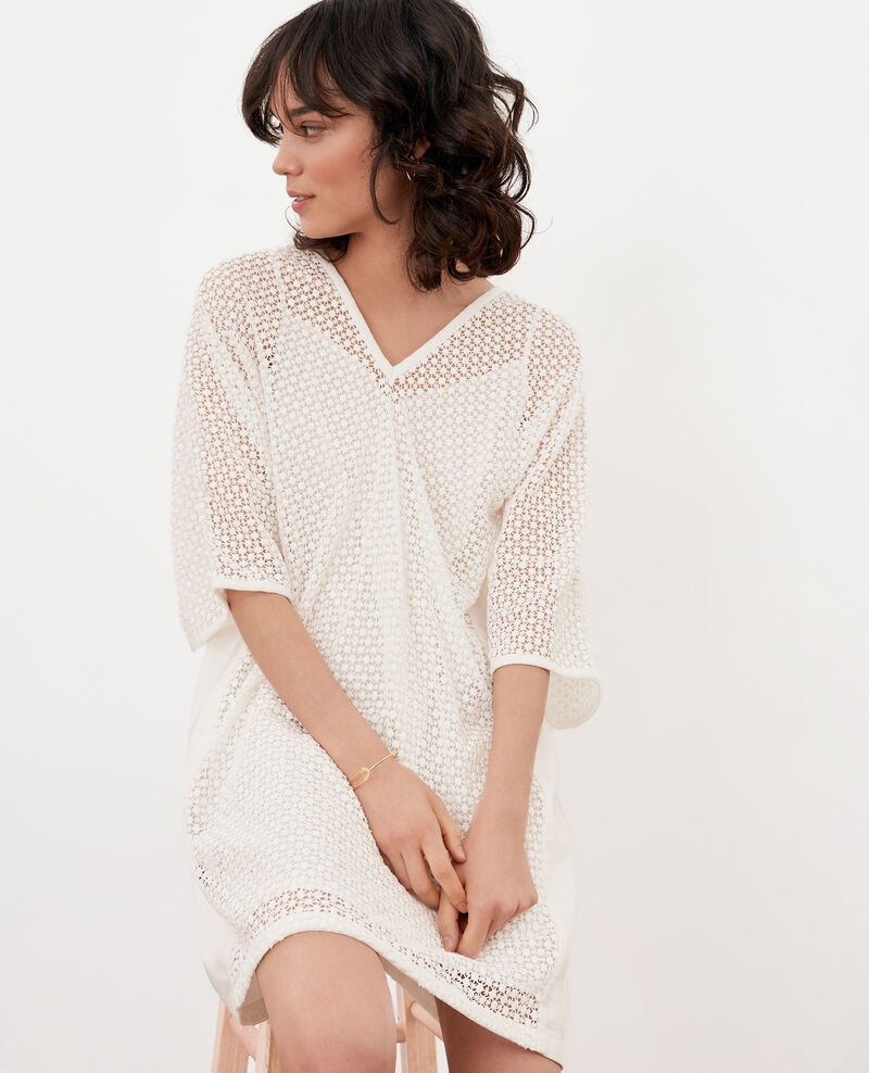 ShopandBox - Buy Nightie-style top with lace Noir from FR ea097c056