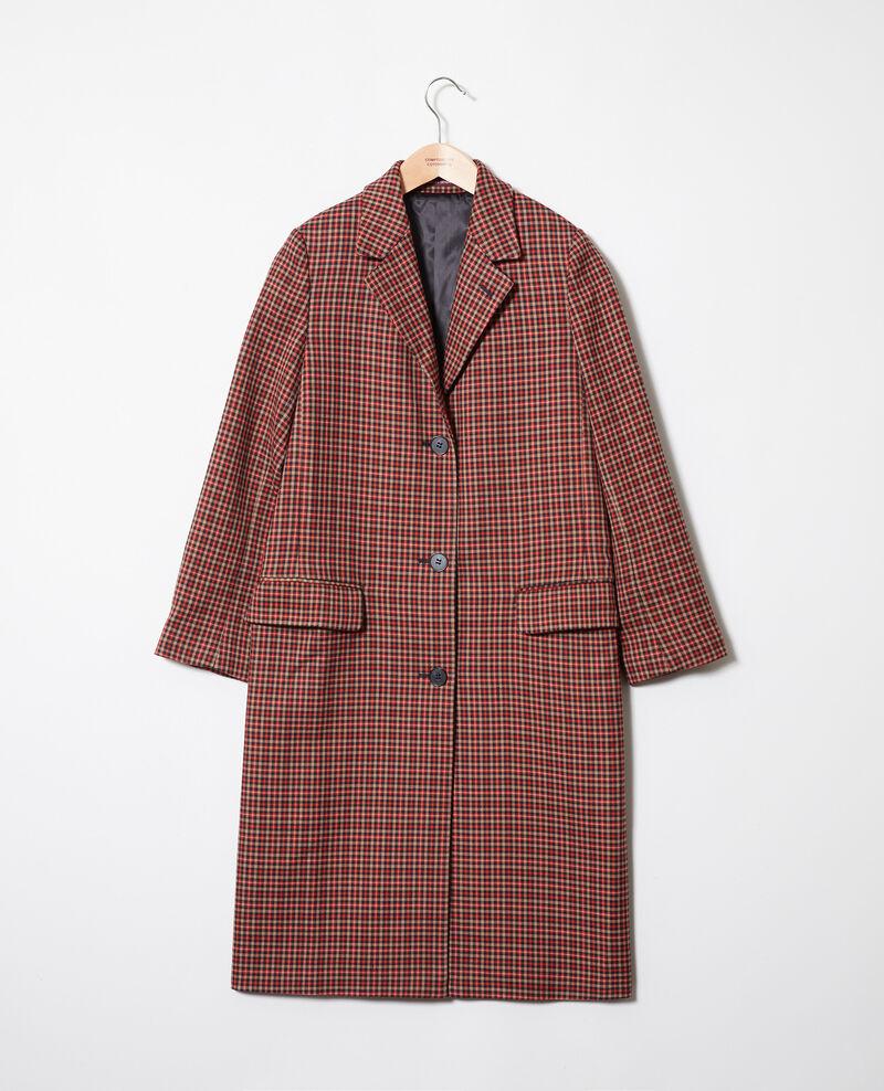 Mid-length coat Gun club Jita