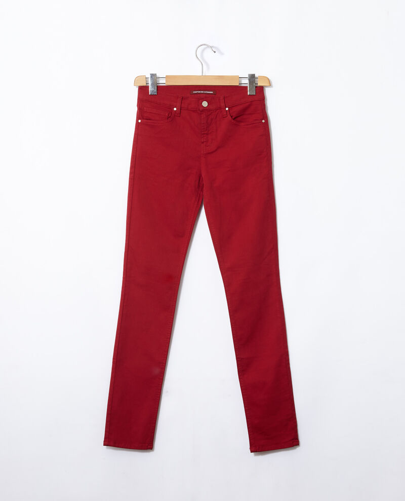 Slim fit jeans Rio red Goneto