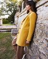 Coat with lapels Sauterne Jasmere