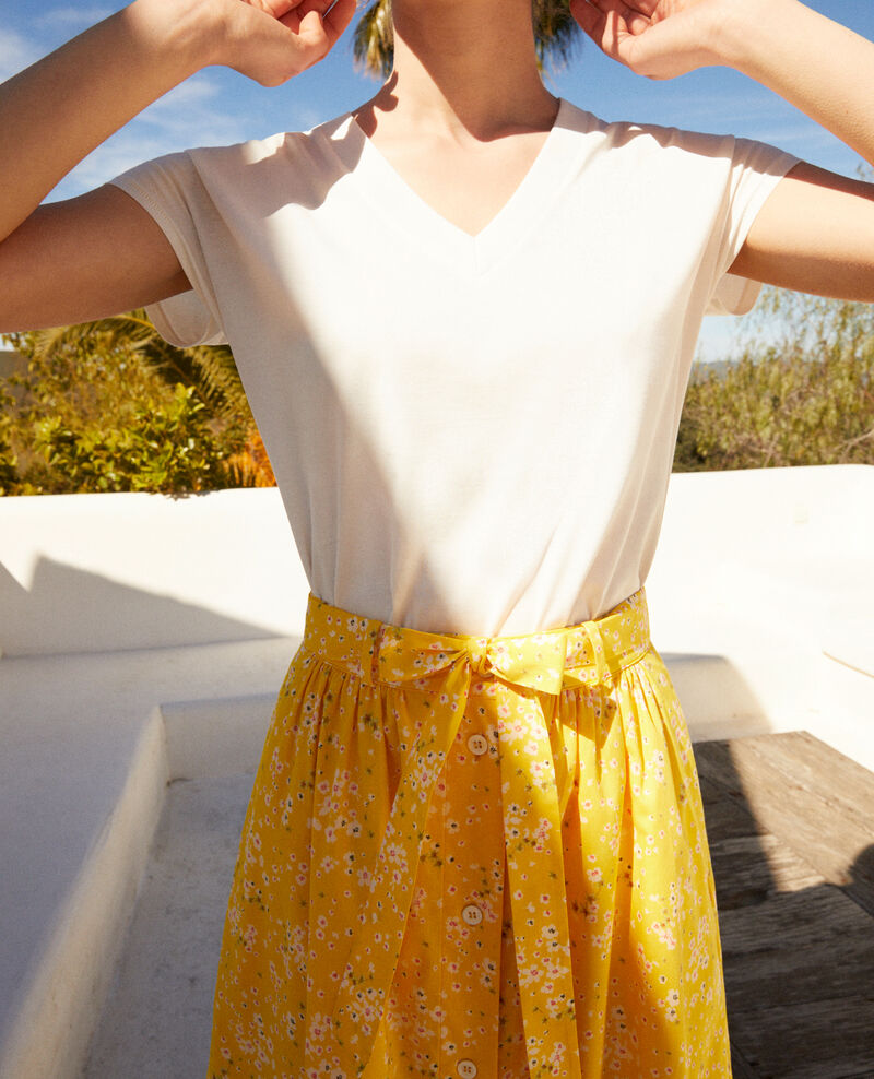 High-waist skirt Primula sy Iareth