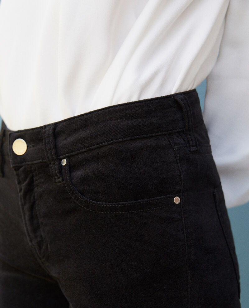 Slim fit jeans Black Guillemin