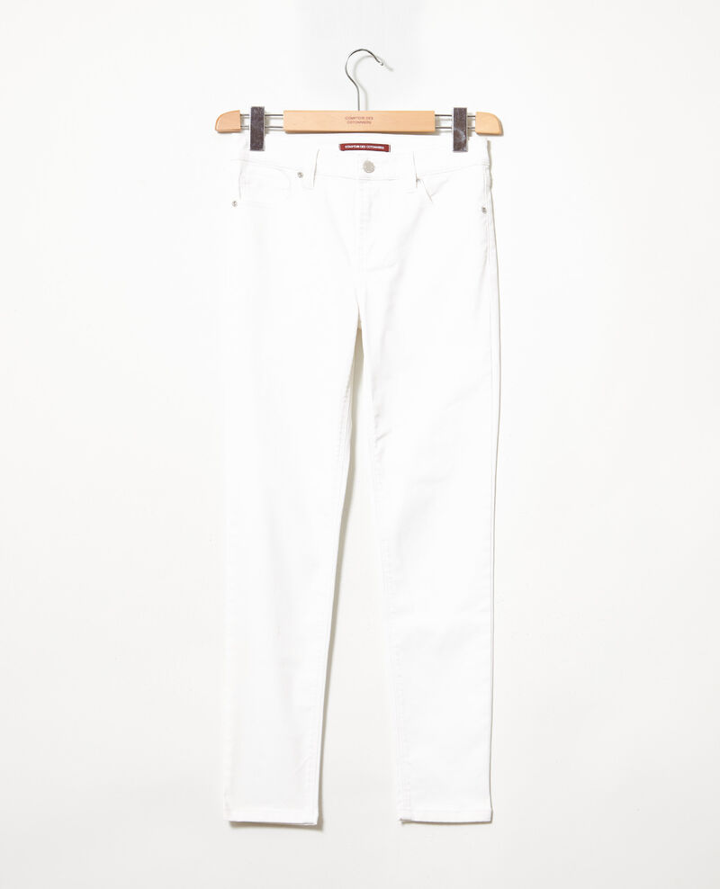 Regular skinny jeans Off white Igoata