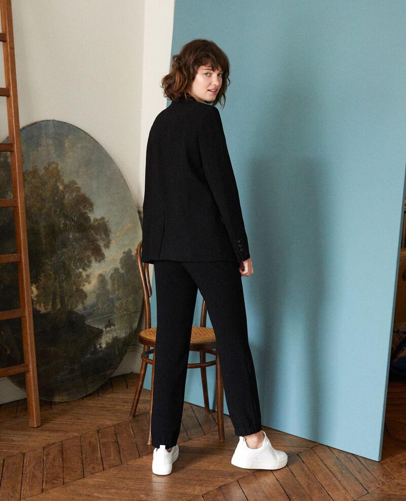 Suit-style jacket Black Galejade