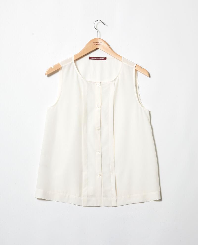 Silk vest Off white Icon