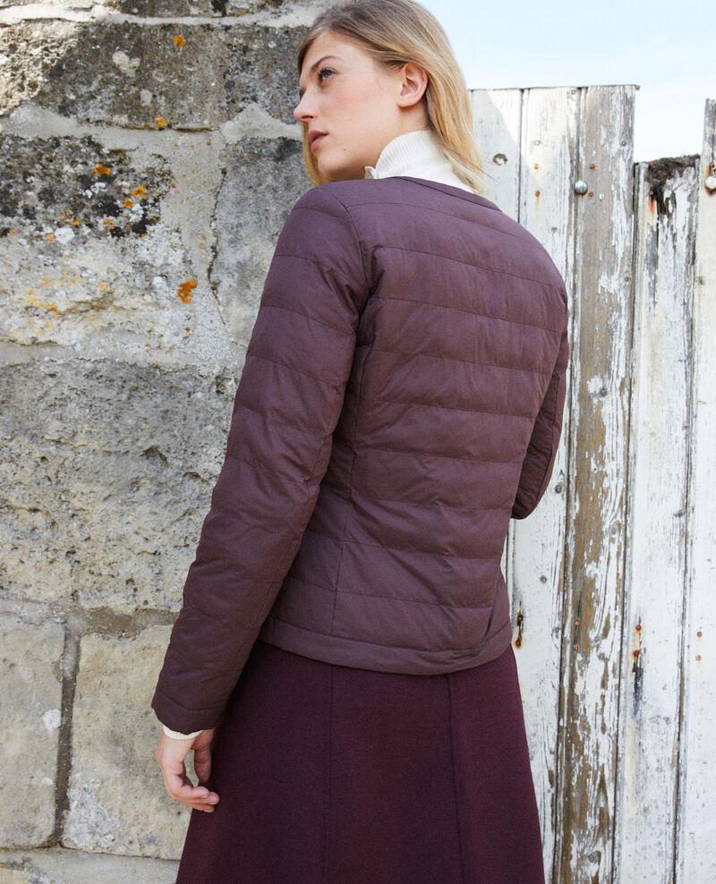 Iconic Mademoiselle Plume down jacket  Dr cab/fudge Jillopa