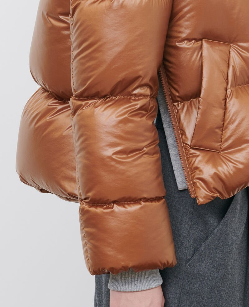 MARGOTTE - Short down jacket Monks robe Parcy