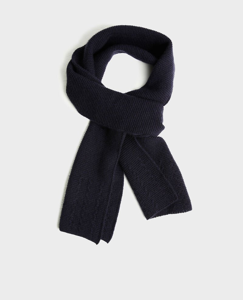 Cashmere scarf  Night sky Minet