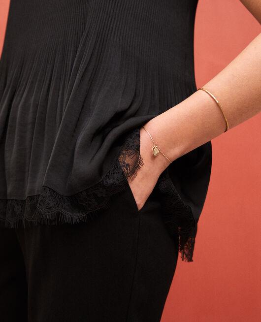 Skinny bracelet Golden