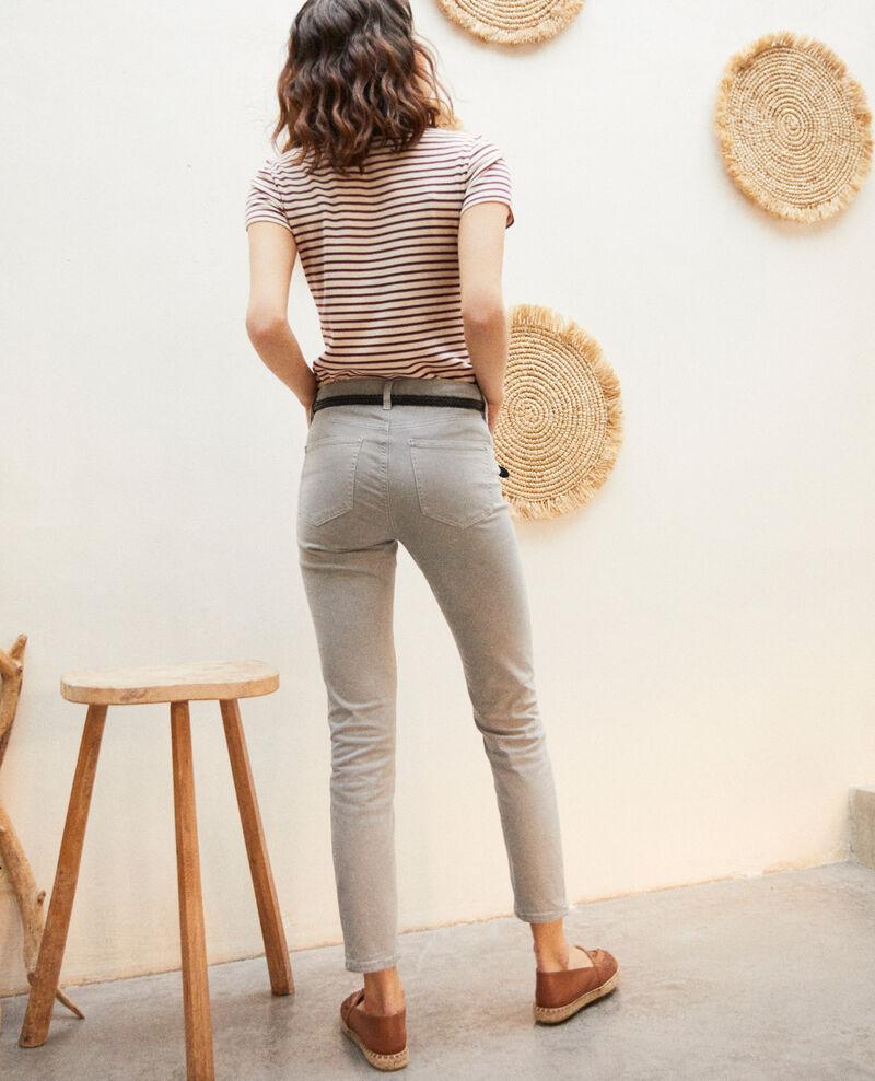 Skinny fit jeans Grey Ibonair