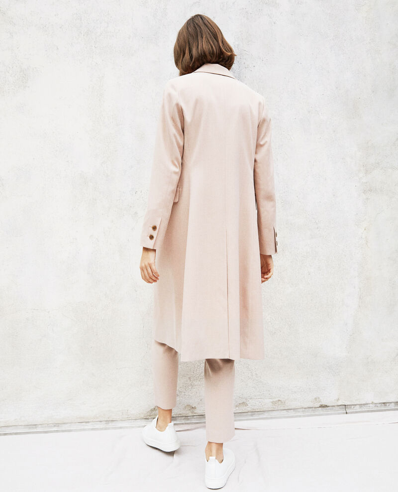 Long lightweight coat Beige Illinois