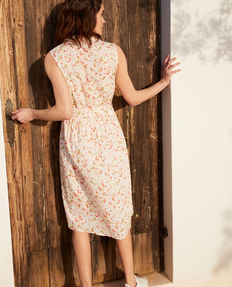 Plunge dress Primula ow Icranelle