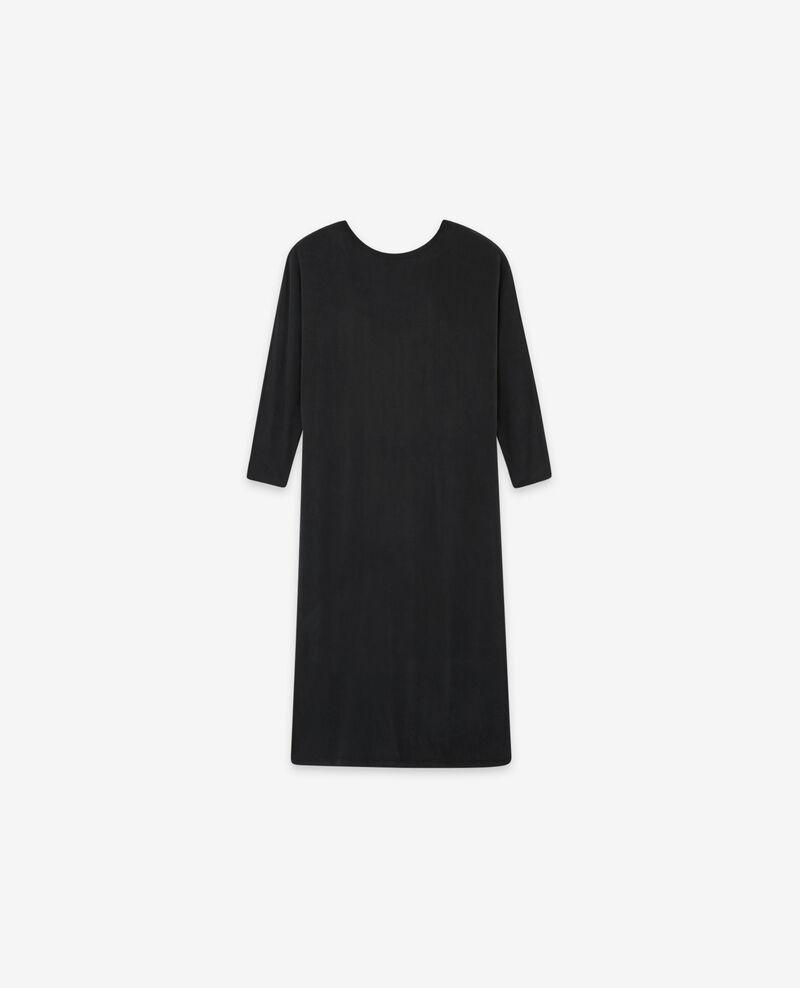 Floaty dress Noir Diplodocus