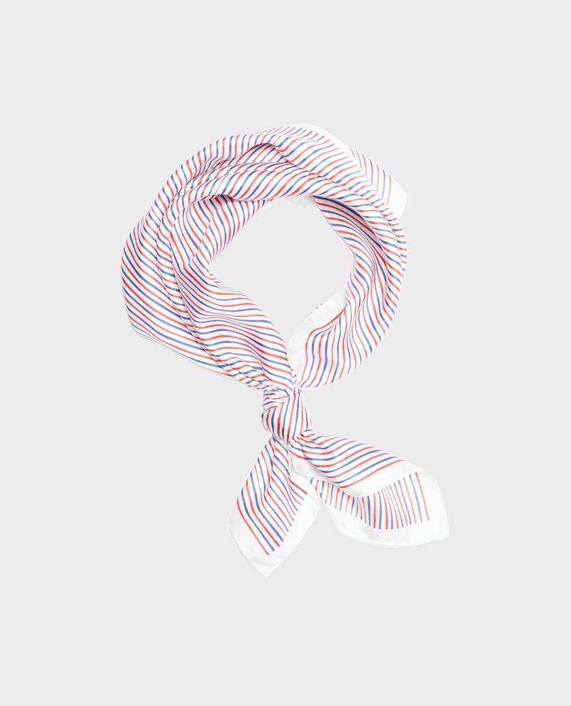 Silk scarf Surf the web Loukia