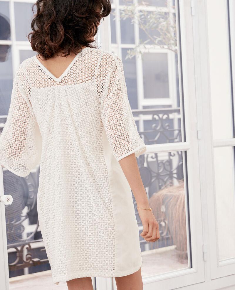 Lace dress Kaolin Fragonne