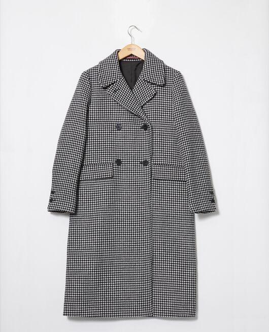 Coat HOUNDTOOTH