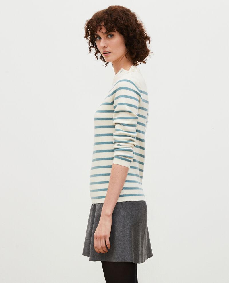 Striped wool jumper Str_jetstr_trs Liselle
