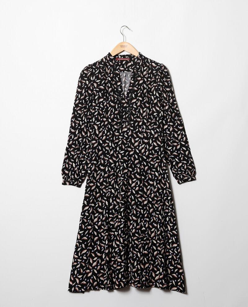 Tunic dress Black Gaetane