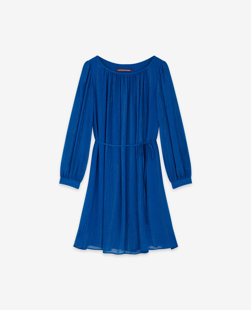 Dress with lurex details Sapphire Dolly