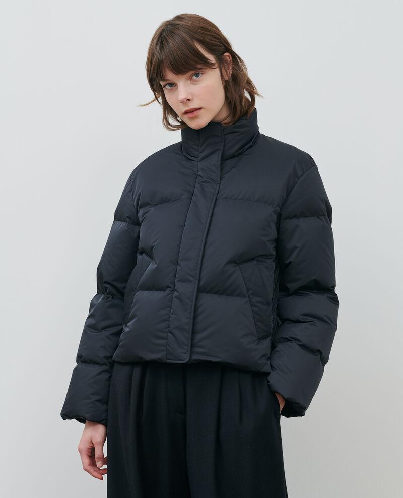 MARGOTTE - Short down jacket Black beauty Parcem