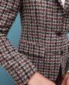 Wool blend blazer Red Gorte