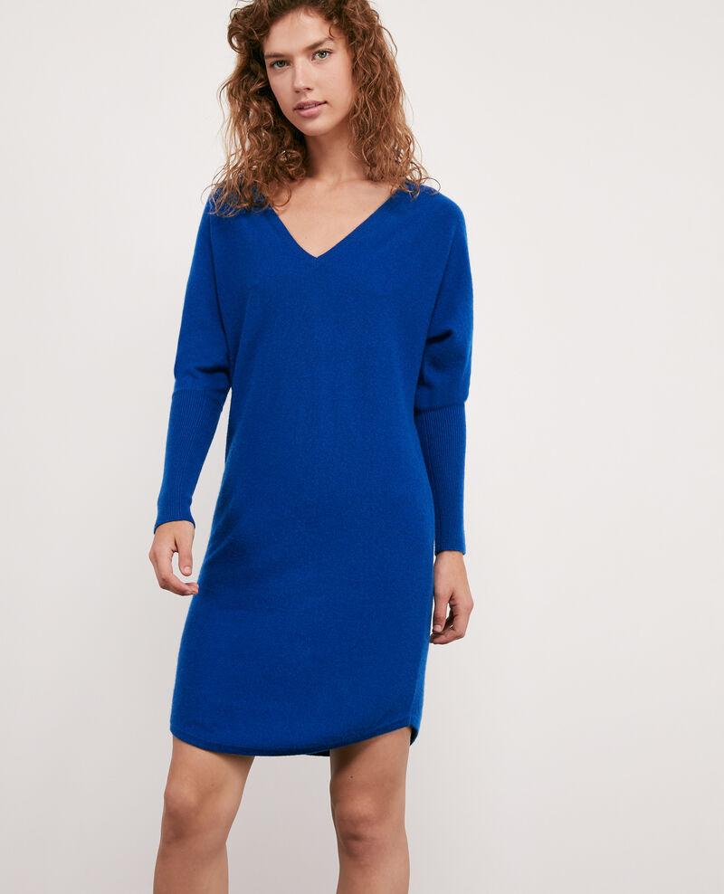 100% cashmere dress Sapphire Duglamour