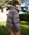 Oversize padded jacket Morel Jacoby
