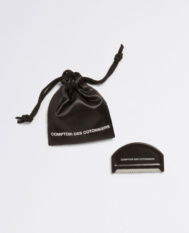 Cashmere comb Black Crush