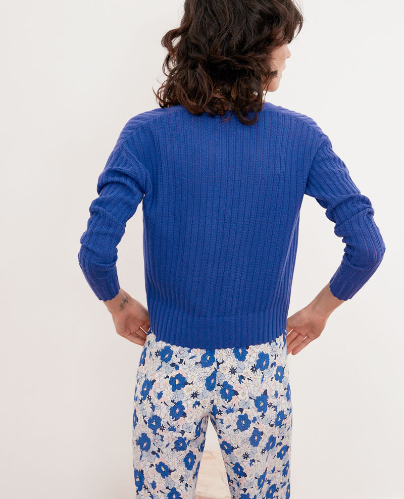 Short cardigan Ultramarine Fun