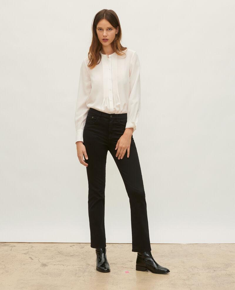 SLIM STRAIGHT - Straight jeans Black beauty Lozanne