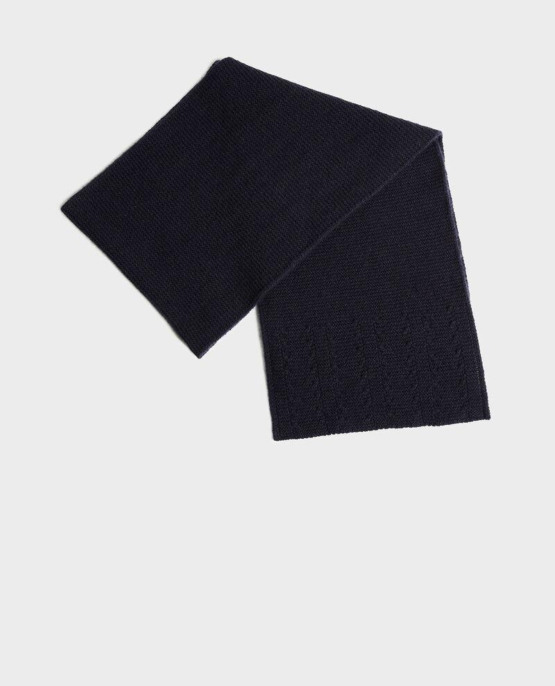 Cashmere scarf  Night sky Minet