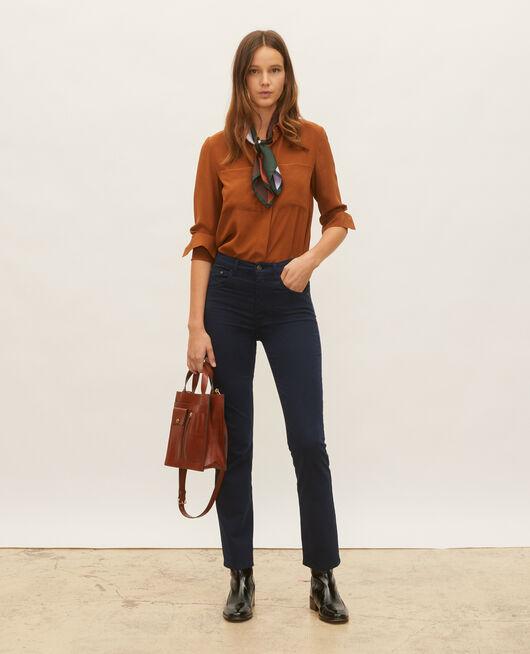 Straight-cut jeans MARITIME BLUE