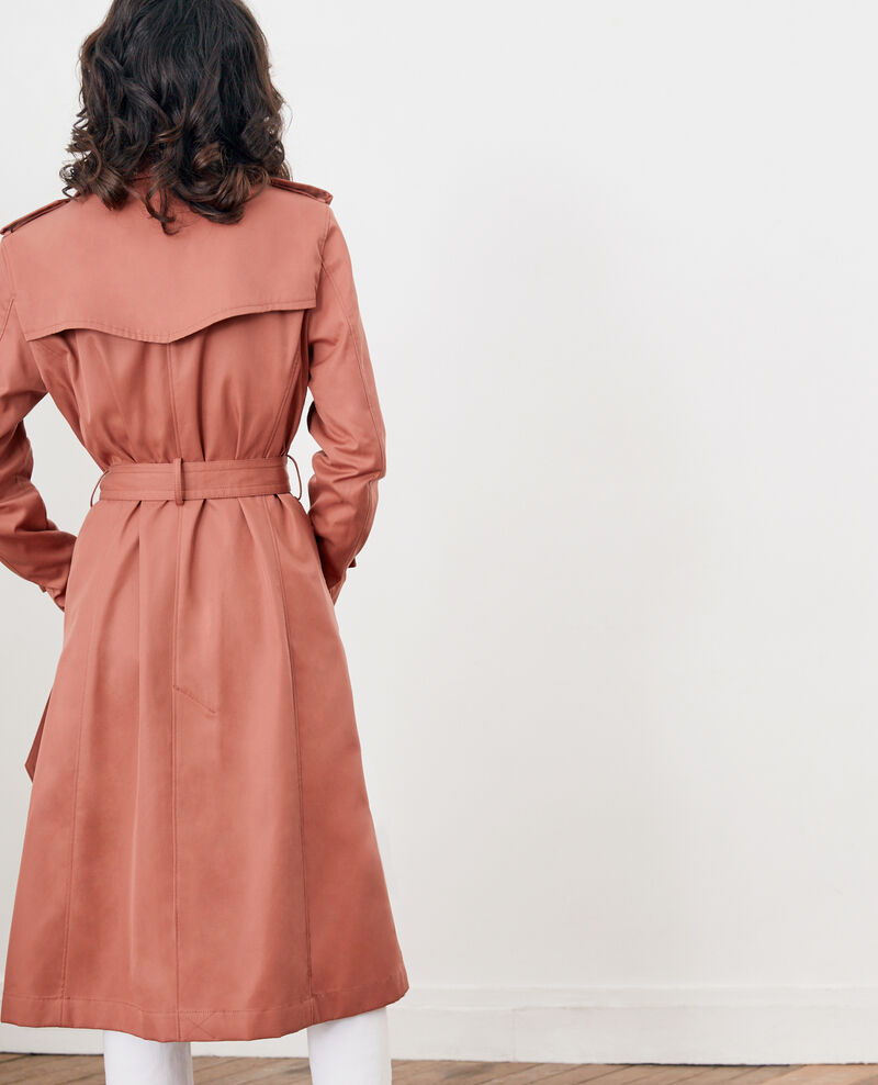Iconic fit Trench coat Auburn Fadja
