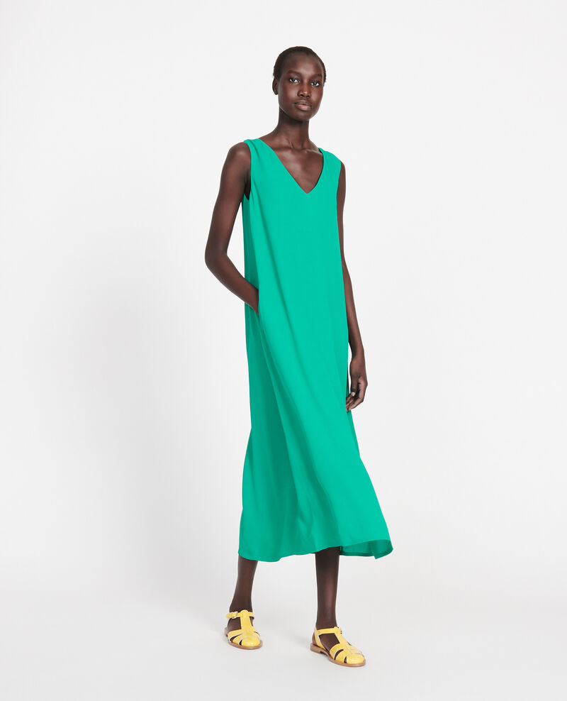 Loose dress Golf green Lalonde