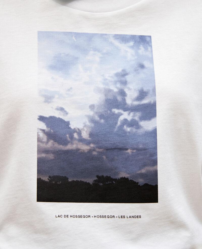 Short-sleeve cotton t-shirt Landes Magali