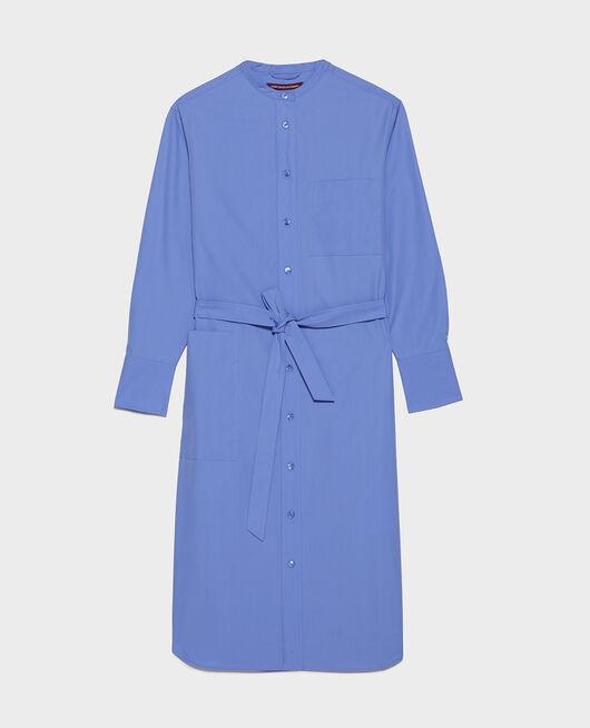 Oversize maxi dress PERSIAN JEWEL