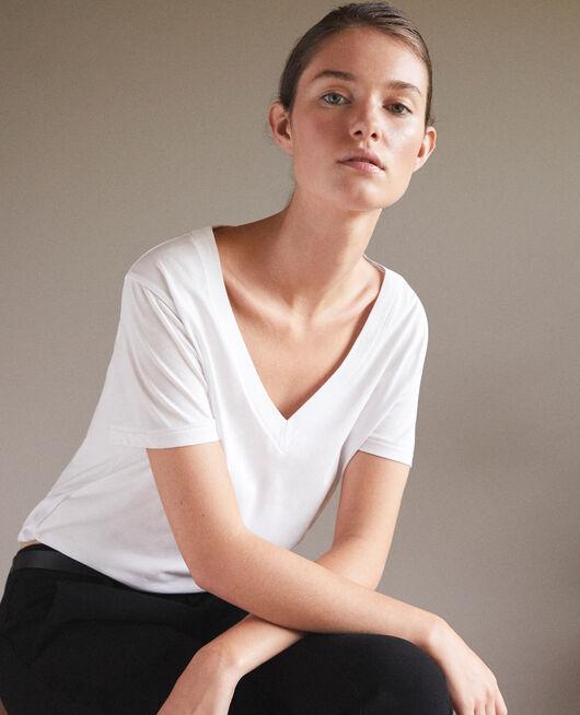 Léon T-shirt White