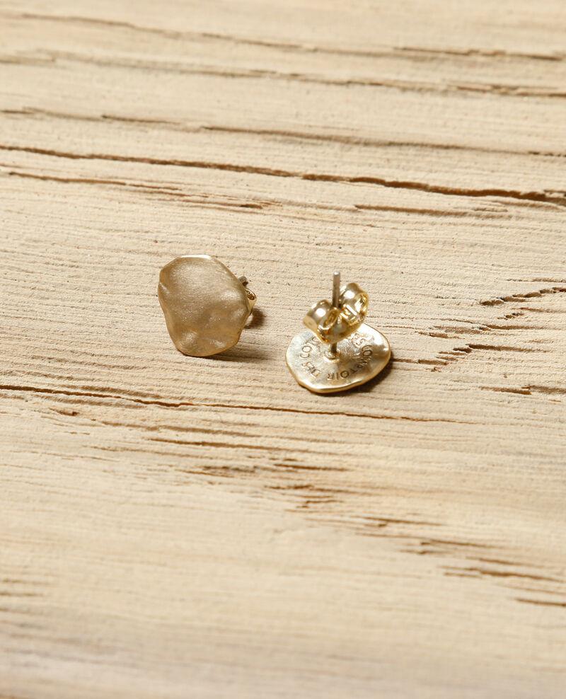 Small earrings Gold Gianna