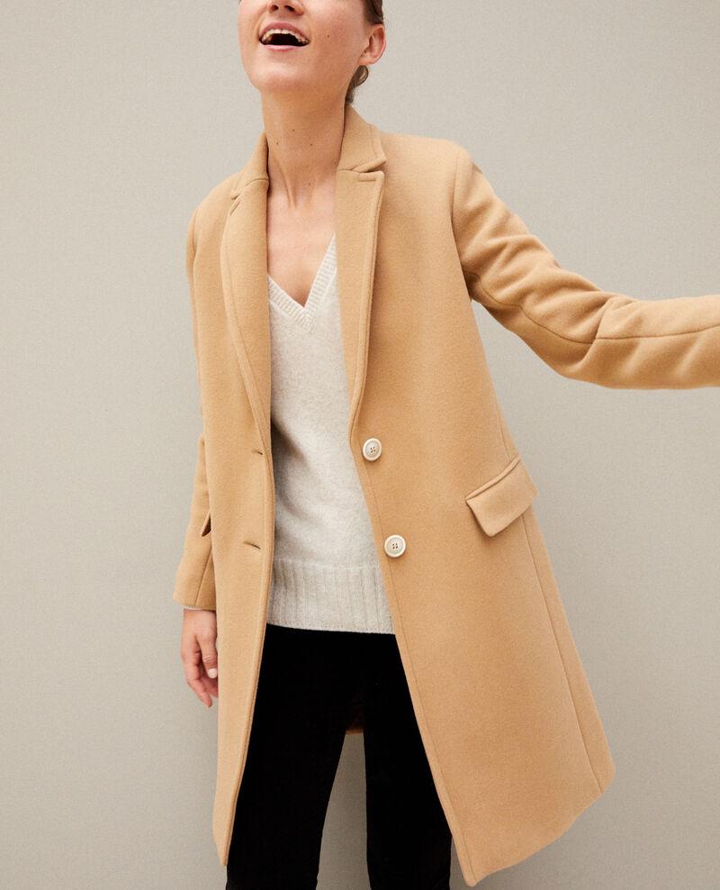 Timeless coat Tannin Gitchi