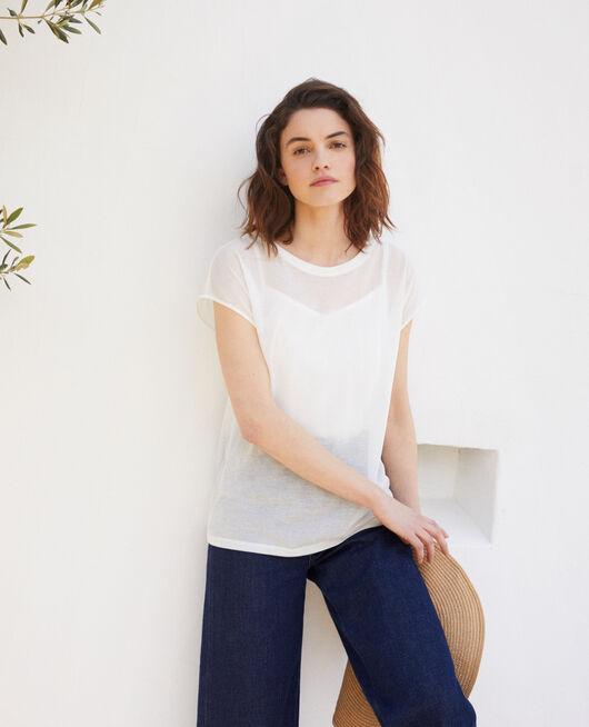 Classic t-shirt OFF WHITE