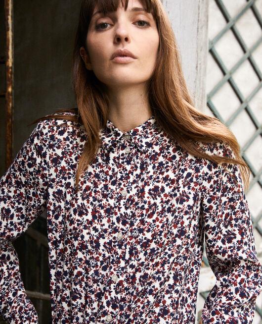 Printed shirt NF COCONUT MILK